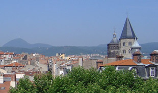 Descriptif de Clermont-Ferrand